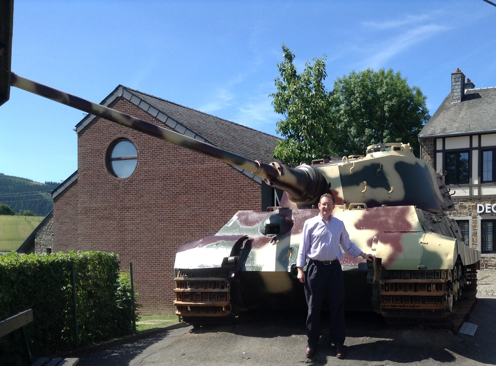 Panzer Grenadier – No Dice No Glory