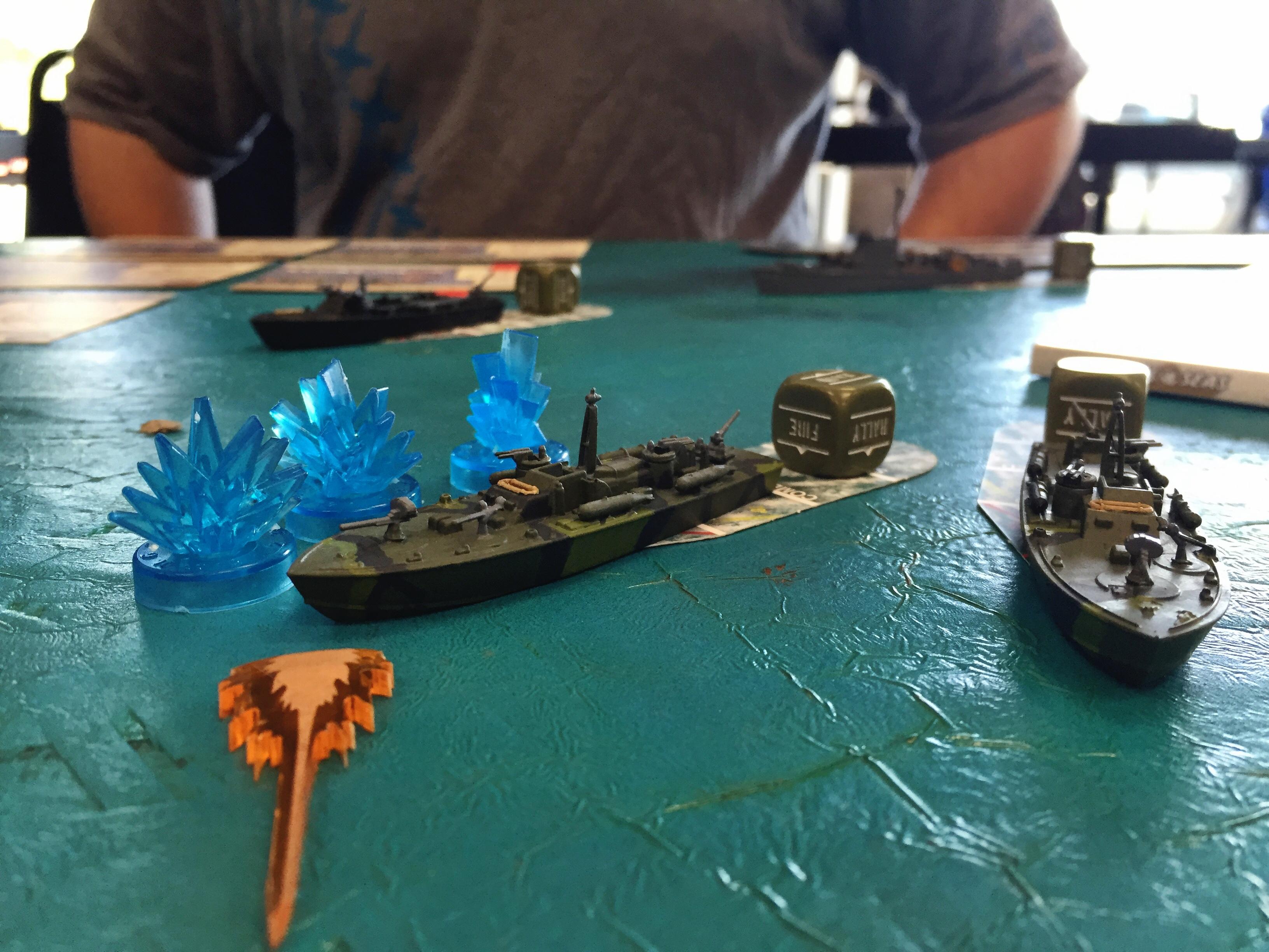 Cruel Seas: A Naval Noob's Experience – No Dice No Glory