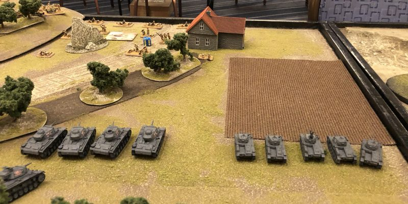 Flames of War US Masters 2018 – A Player's Experience – No