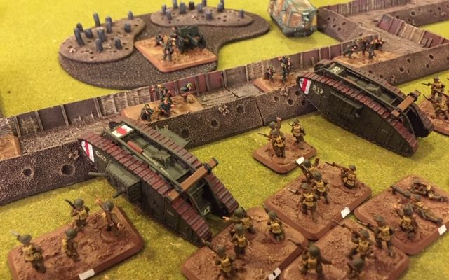 Kitchner's Army – British Formations in Flames of War