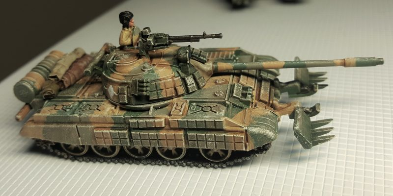 Team Yankee: Syrian Painting Guide – No Dice No Glory