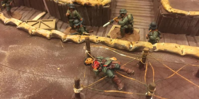 Blood and Valor: A Great War Skirmish Game From Firelock Games – No